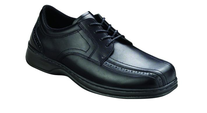 mens orthopedic dress shoe