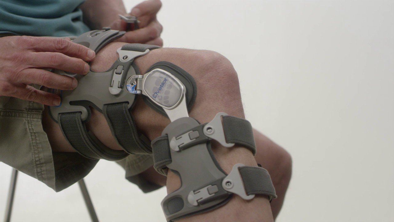 Innovative Knee Orthosis Relieves Osteoarthritis Pain