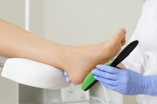 Can Orthotics Help With Pain From Flat Feet?