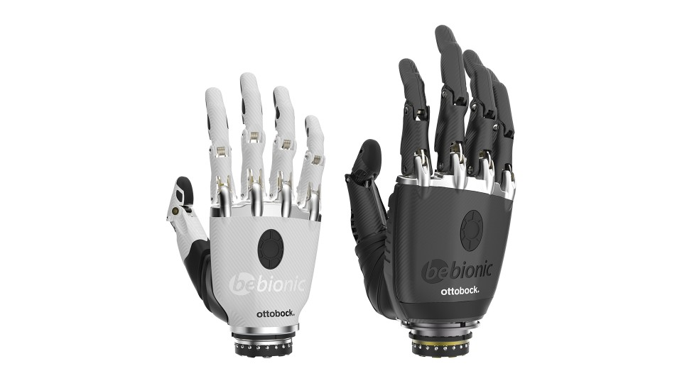 The BeBionic Robotic Prosthetic Hand Comes to Tucson