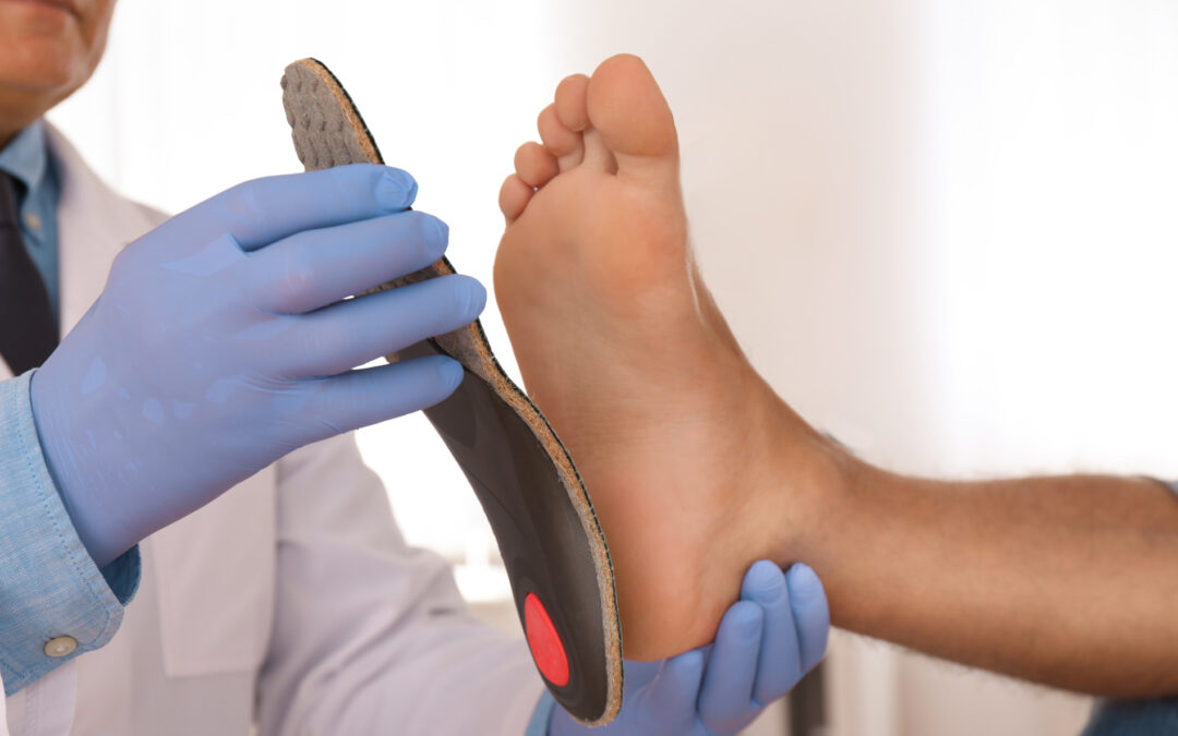 Orthotics for High Arches